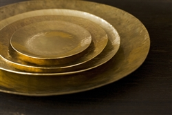 Lue Handcrafted Brass Tableware