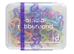 Pets Animal Rubber Bands - 24 Piece Box